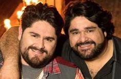 César Menotti e Fabiano se apresentam em Curitiba