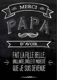Fête des pères Plus Papa Shirts, Dad Day, Diy For Kids, Fathers Day, Funny Quotes, Dads, Positivity, Printables, Lettering