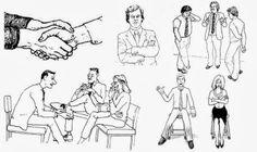 El lenguaje corporal « Notas Curiosas
