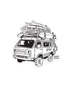 830 best decal library images in 2019 rolling carts stencil vw bugs 1970 VW Bus Clip Art 3 4 x 3 4 sticker surf stickers van life vw bus stack