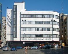 Facade, Multi Story Building, Architecture, Monuments, Architects, Islands, Tourism, Arquitetura, Facades