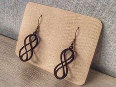 Un preferito personale dal mio negozio Etsy https://www.etsy.com/it/listing/261264973/orecchino-3d-print-infinito-earrings-3d