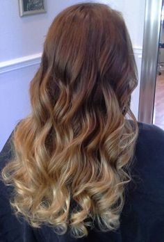 Ombre' Hair Color by Hair Stylist Nicole  http://www.facebook.com/#!/pages/Hair-Stylist-Nicole-At-Blush-Hair-Studio/118780001553354