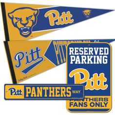Pitt Panthers, Fan, Hand Fan, Fans