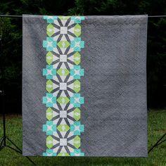 Meadow Mist Designs: Kiku Quilt in Quilts from 100 Blocks