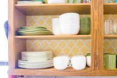 12 Easy Ways to Update Kitchen Cabinets | Kitchen Ideas & Design with Cabinets, Islands, Backsplashes | HGTV