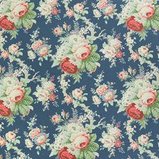 Heritage Floral Decorator Fabric by Greenhouse