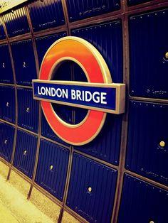 Tube Stop | London Bridge