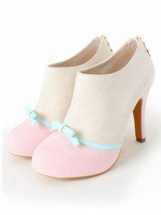 zapatos tiernos