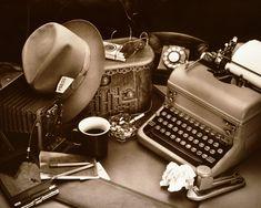 Social Media's Impact On Journalism ~ Faith Lost In Mainstream Media Camilo Jose Cela, Still Life Photography, Dieselpunk, Journalism, Typewriter, Retro, Storytelling, Social Media, Social Networks