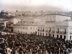 Registro de um momento histórico. O momento do anúncio, em maio de 1888, no Paço Imperial, do fim da escravidão no Brasil.  http://www.skyscrapercity.com/showthread.php?t=1145327