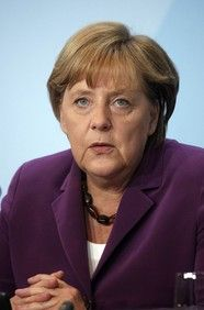 Angela Merkel, Chancellor of Germany and one of the most influential people in the world.