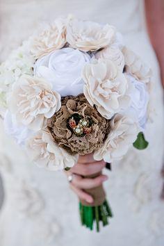 Wedding Bouquet - minus the brown