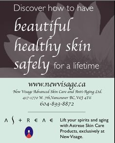 Advanced Skin Care, Natural Beauty Remedies, Stem Cells, Healthy Skin, Your Skin, Anti Aging, Healing, Spirit, Therapy