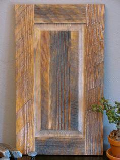 Reclaimed Wood Cabinet Doors cabinet+door+reclaimed+wood+flat+panel+by+5thstreetwoodshop