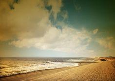 'dutch coast' von Vera Kämpfe bei artflakes.com als Poster oder Kunstdruck $20.79