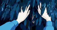 ghibli gif | anime studio ghibli ghibli princess mononoke mononoke animated GIF