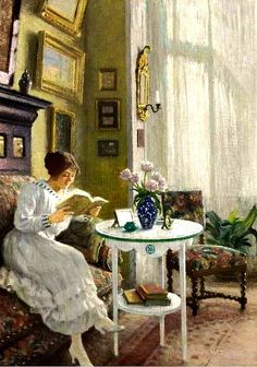 pintura de Paul Gustave Fischer