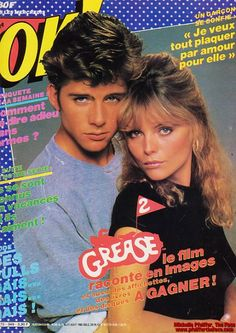 Old Movie Magazine Cover | Love Those Classic Movies!!!: On The Cover: Michelle Pfeiffer