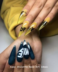 Jelly Nails Trends Ideas To Inspired Soul Bling Stiletto Nails, Simple Stiletto Nails, Simple Nails, Glitter Nails, Solid Color Nails, Nail Colors, Holographic Nails, Gradient Nails, Matte Nails