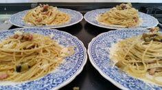 Spaghetti-con-melanzane-bacon-e-pecorino/