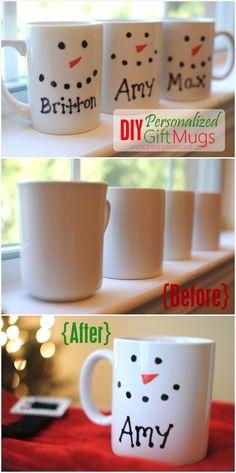 DIY Sharpie Mugs | DIY Fun Tips