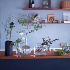 hamakajiさんの、塩系インテリア,花のある暮らし,キッチン,のお部屋写真