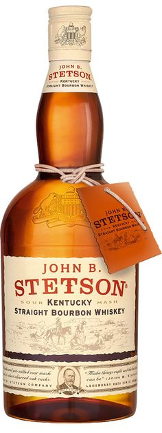 John B Stetson Kentucky Straight Bourbon Whiskey
