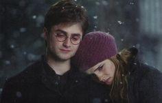 Harry & Hermione - breaks my heart