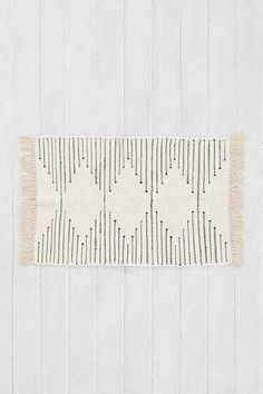 Plum & Bow Connected Stripe Rug - Urban Outfitters