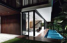 """Harmonious """"Timbre"""" - HYLA Architects - Award winning Singapore architect firm"""