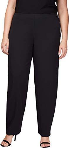 New Alex Evenings Women\'s Plus Size Dress Pants online ...