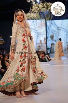 Latest Pantene Bridal Couture Week Day 1 part 1 2014