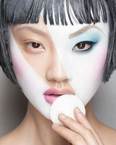TanBing #makeup
