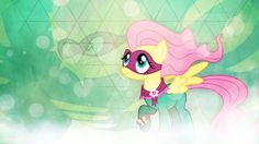Fluttershy Saddle Rager