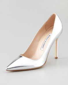 The start of every New Year calls for a Metallic Pump ;)