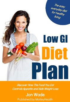 The MotleyHealth Low GI Diet Planteaches you to eat great foods that will reduce your hunger, improve your health and actually help you to start losing weight. Still only $8.99