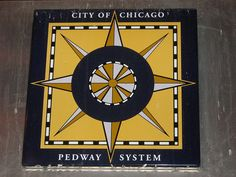 The Chicago Pedway-cool to incorporate into Chicago tattoo