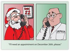 Advance Notice Chiroprator Card