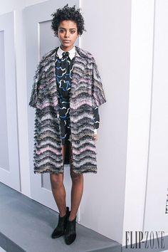 Diane von Furstenberg Fall-winter - Ready-to-Wear Diane Von Furstenberg, Ready To Wear, Fashion Show, Fall Winter, Women Wear, High Neck Dress, How To Wear, Collection, Runway