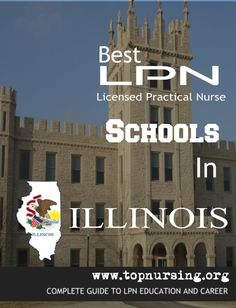 There are many LPN schools in Illinois, but one should check its accreditation and NCLEX-PN pass rate, before enrolling. Given below is the list of accredited nursing schools that provide practical nursing programs in the state.