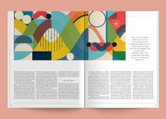 A series of DNA themed illustrations for the popular science publication, Genome.