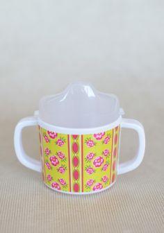 Tea Party Sippy Cup | Modern Vintage Children