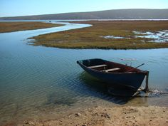 Ebenhaezer and Papendorp are two fishing hamlets situated on the Olifants River