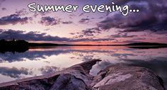 Summer in Finland: