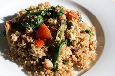 A Year of Slow Cooking: CrockPot Quinoa Casserole