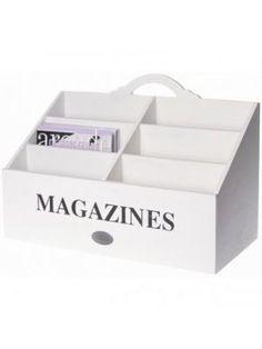 Riverdale magazine holder