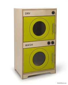 Whitney Brothers Contemporary Washer Dryer