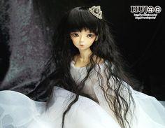 tiaradana9  44cm Hujoo action doll, fullset