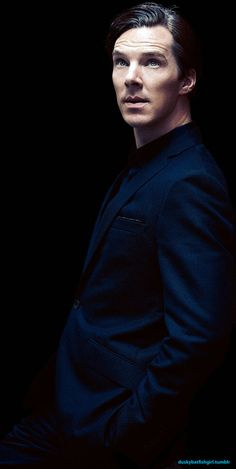 I have something with Benedict in this shade of blue. Maybe because of 4th season of Sherlock. It wa sfull of that color.